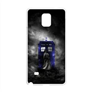 New Style Custom Picture Doctor Who Phone Case for Samsung Galaxy Note4