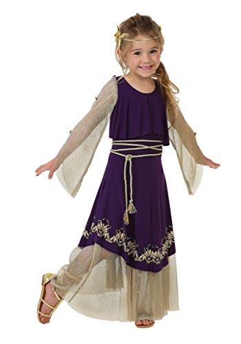 [Fun Costumes Aphrodite Goddess Costume 4t] (Greek Costumes For Girls)