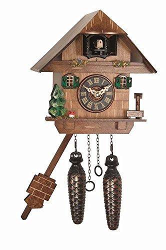 Quartz Cuckoo clock by River City Clocks