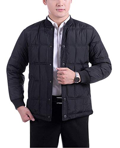 Warm Sleeve Short Down Lightweight Jackets Men Winter Coat Thick Winter BoBoLily Jackets Marine Down Jacket Long Quilted Jacket Down Quilted q07wZtvZ