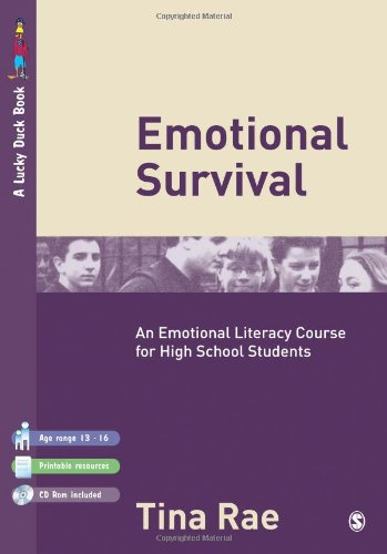 Emotional Survival: An Emotional Literacy Course for High School Students (Lucky Duck Books)