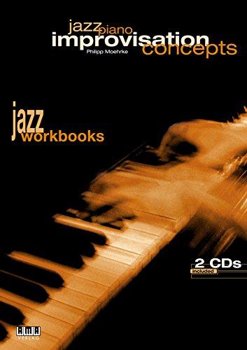 Jazz Piano - Improvisation Concepts (Jazz Piano Concepts)