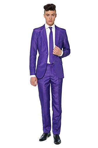 Mens  (Purple Suit Mens)