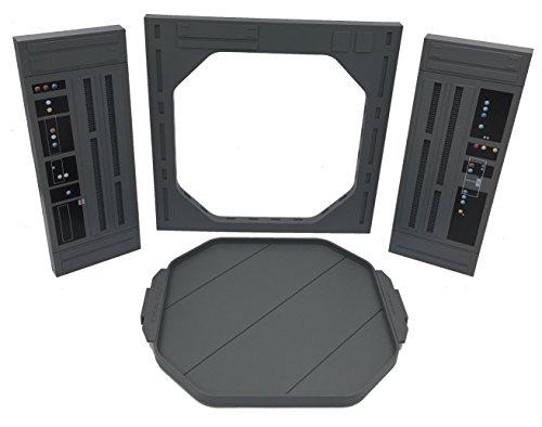 r Blast Door DLX Set - for 1:12 Scale or 6inch Star Wars Figures ()