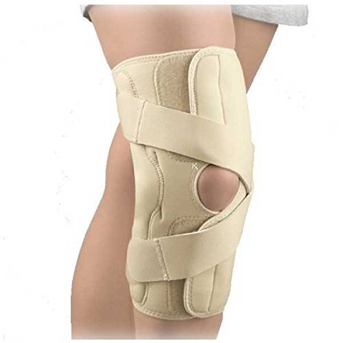 f850ec31c3 Amazon.com: FLA Orthopedics OA/Arthritis Knee Brace /3X/LEFT/BEIGE by FLA  Orthopedics: Health & Personal Care