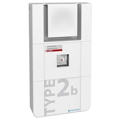 Unidad de alarma de luz independiente BAAS - Alarma tipo 2b