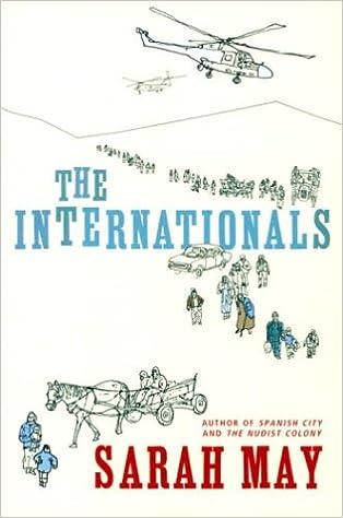 Book The Internationals