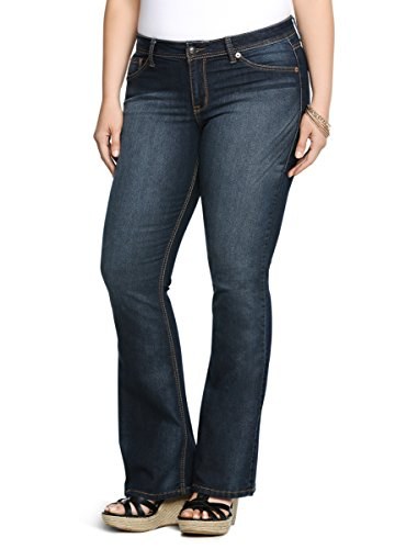 Torrid Slim Boot Jean - Medium Wash (Shorter & Taller Lengths!)