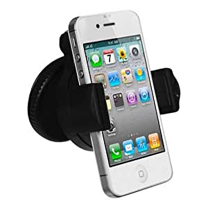Premium Car Vehicle Holder Cradle for Samsung Galaxy Core LTE - Pressure Absorbing + MYNETDEALS Stylus - Phone Not Included
