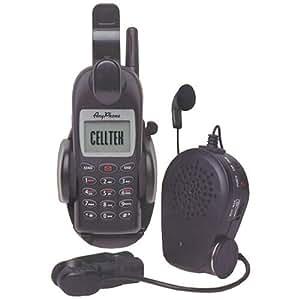As Seen On TV Cell Tek Emson Hands Free Univeral Cell Phone Halder & Speaker