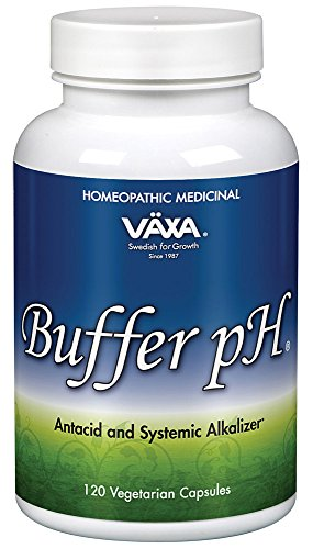 VAXA Buffer-Ph+ - 120 Capsules (Natural Remedy to help with Acidosis)
