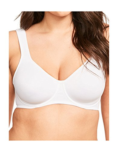 Rosa Faia by Anita Women's Twin Underwire Bra,White,32D