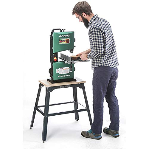 Grizzly Industrial G0803-9'' Benchtop Bandsaw by Grizzly Industrial (Image #2)