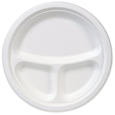 Dixie Ultra Pathways Heavy Weight Oval Paper Platter
