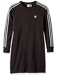 adidas Originals Girls Trefoil Dress Dresses