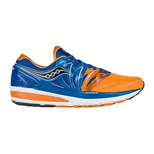 Saucony 20293-5, Zapatillas de Deporte Unisex Adulto blue/orange/silver