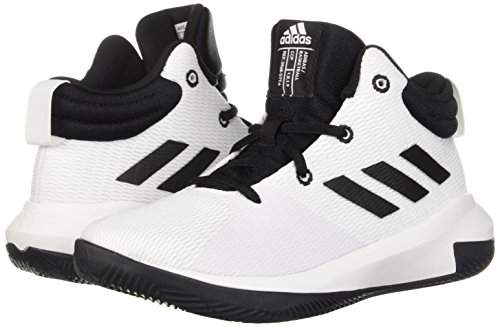 Pictures of adidas Kids' Pro Elevate 2018 Basketball Shoe M US Little Kid 4