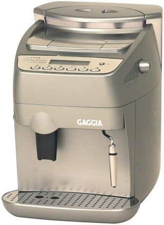 Amazon.com: Gaggia 9004 Syncrony Compact Digital Super ...