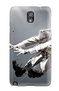 Larry B. Hornback's Shop 1855391K55721503 New Arrival Case Cover With Design For Galaxy Note 3- Creative Cgi Man