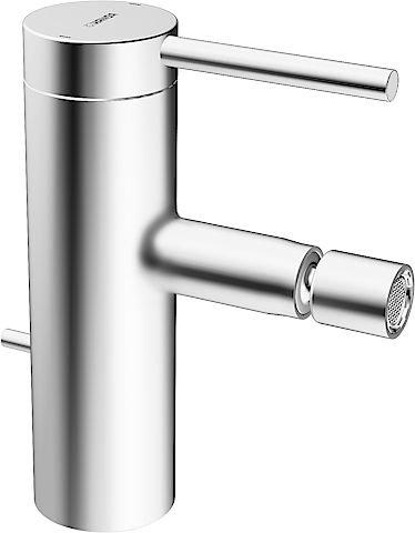 Hansa single lever mixer for use with bidet Hansadesigno 5173 chrome-plated 51733273