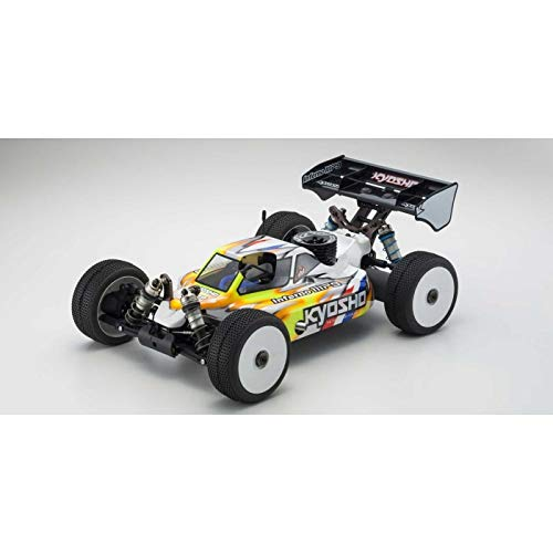 - Kyosho 1/8 Inferno MP9 TKI4 10th Anniversary Special Edition Nitro Buggy Kit, KYO33011B