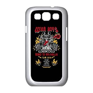 Samsung Galaxy S3 9300 Cell Phone Case White Road to Valhalla Tour LML Phone Case Sports Plastic