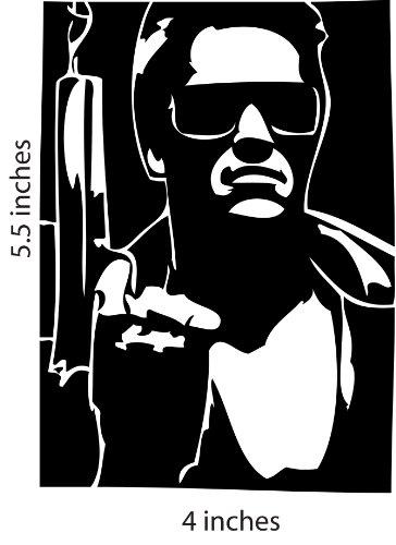 Arnold Sticker - 7