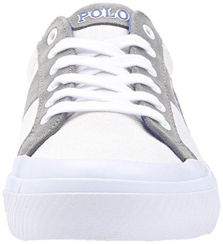 Polo Ralph Lauren Uomo Ian Fashion Sneaker Bianco