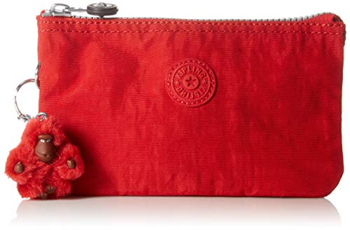 Kipling Creativity Large Pouch, Cherry T