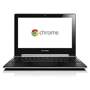 Lenovo IdeaPad N20P 11.6-Inch Touchscreen Chromebook (59418460) Silver