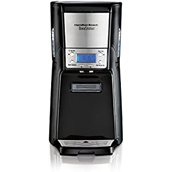Hamilton Beach 12-Cup Coffee Maker, Programmable Brewstation Summit Dispensing Coffee Machine (48464)