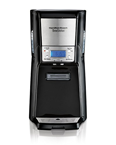 Hamilton Beach 12-Cup Coffee Maker, Programmable Brewstation Summit Dispensing Coffee