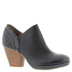 Dansko womens Marcia boots,Black Nubuck 37 M EU