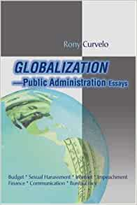 Public administration thesis papers