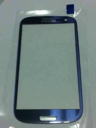 Generic Front Glass LCD Display for Samsung Galaxy S3 III GT-i9300, Blue