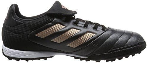 Adidas Copa 17.3 TF, Scarpe per Allenamento Calcio Uomo, Nero (Negbas/Cobmet/Negbas), 42 EU