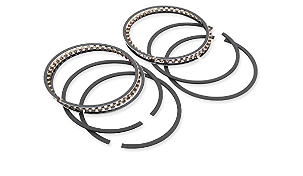 Hastings 5619020 6-Cylinder Piston Ring Set