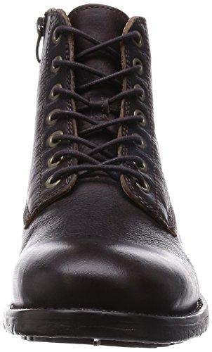 Clarks Faulkner Rise, Stivali Classici da Uomo Marrone (Walnut Leather)