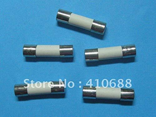 Davitu 1000 Pcs Per Lot Ceramic Fuse 3A 250V 5mm x 20mm Fast Blow Hot Sale HGH Quality