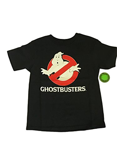 Ghostbuster T Shirts For Kids (Ghostbusters Boys Glow In the Dark Graphic Tee (4-5))
