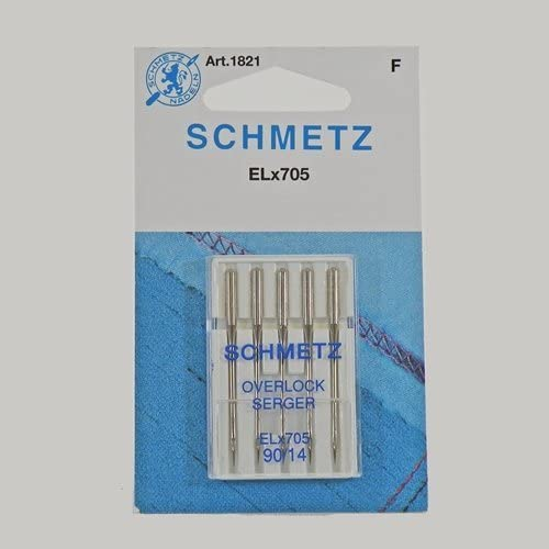 Nm 90 ## Schmetz-Flachkolbennadel ELx705