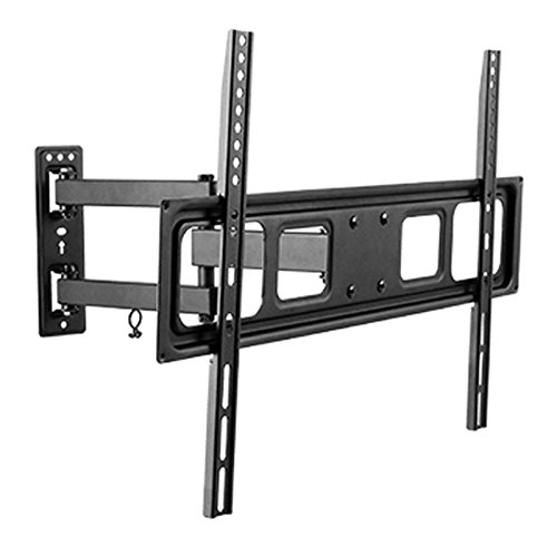 Impact mounts articulating swivel lcd led full motion tv for Tv wall mount reviews
