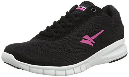 Gola Active Beta Mujeres Fitness Sneakers Black