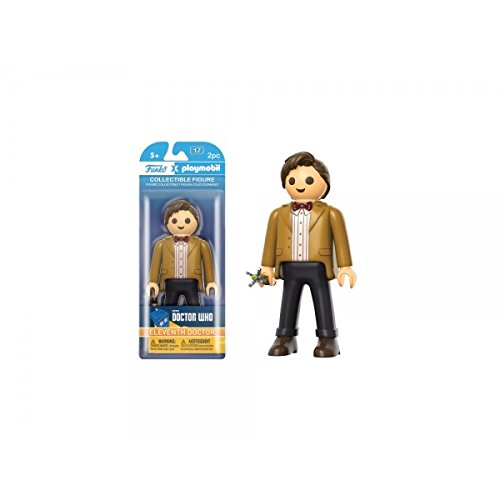 Price comparison product image Doctor Who 11th Doctor Playmobil Vinyl Figure [Funko]