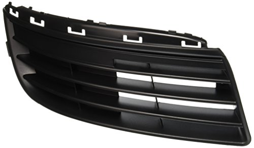 OE Replacement Volkswagen Jetta Front Bumper Grille (Partslink Number VW1036107) (Grille Bumper Oe 10)