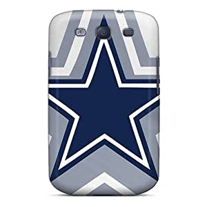 Faddish Phone Dallas Cowboys Case For Galaxy S3 / Perfect Case Cover