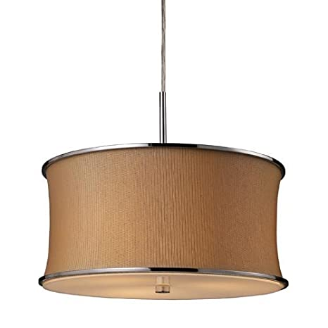 Amazon.com: Elk Lighting 20019/3 Fabrique Collectio ...