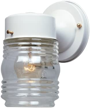 Designers Fountain 2061-WH Value Collection Wall Lights, White