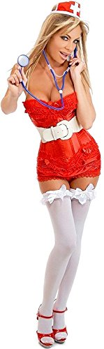 Daisy-Corsets-Womens-5-Piece-Flirty-Nurse-Costume