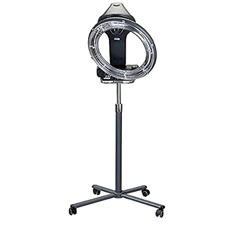 Amazon.com: Orbiting Infrared Hair Dryer Standing Professional Salon Hair Dryer Spa Color Processor: Beauty